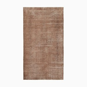 Brown Overdyed Rug