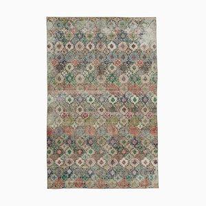 Mehrfarbiger Teppich