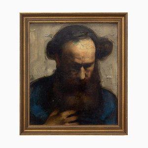 Josef Huber-Feldkirch, Study of a Man