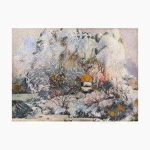 Diao Qing-Chun, Arte chino contemporáneo, Serie the Landscape No.9 2020