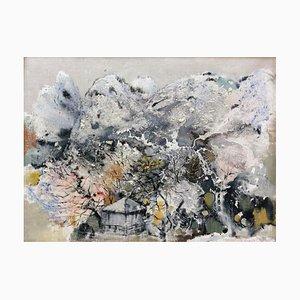 Diao Qing-Chun, Arte chino contemporáneo, Serie the Landscape No.8 2020