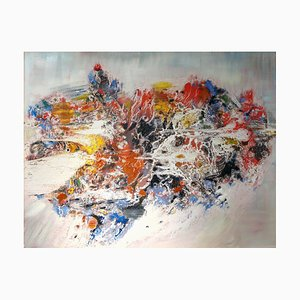 Diao Qing-Chun, Chinese Contemporary Art, Series the Landscape No.4 2020