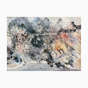 Diao Qing-Chun, Arte chino contemporáneo, Serie the Landscape No.6 2020