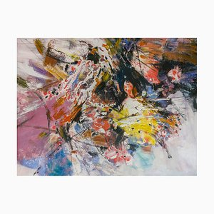 Diao Qing-Chun, Arte chino contemporáneo, Serie the Landscape No.3 2020