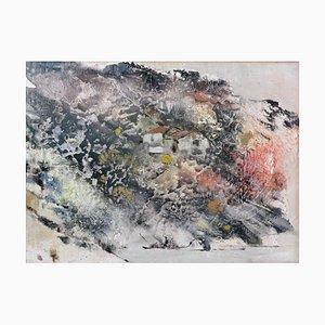 Diao Qing-Chun, Arte chino contemporáneo, Serie the Landscape No.5 2020