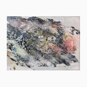 Diao Qing-Chun, Chinese Contemporary Art, Series the Landscape No.5 2020