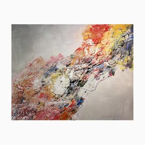 Diao Qing-Chun, Chinese Contemporary Art, Series the Landscape No.2 2020
