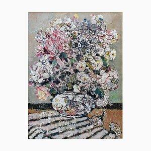 Chinese Art de Diao Qing-Chun, Nature Morte No.4, 2020