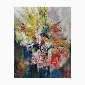 Chinesische Kunst von Diao Qing-Chun, Nature Morte No.1, 2020