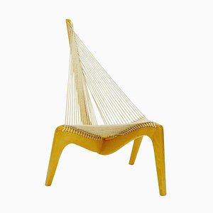 Harp Chair by Jørgen Høvelskov and Jorgen Christensen, Denmark, 1963