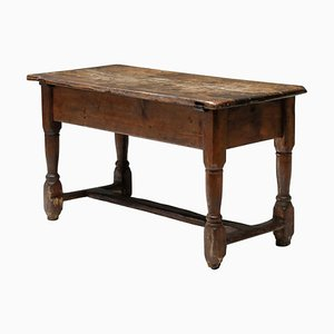 Early 1900s Antique French Side Table