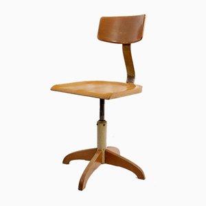 Bauhaus Nr. 364 Workshop Chair from Ama Elastik