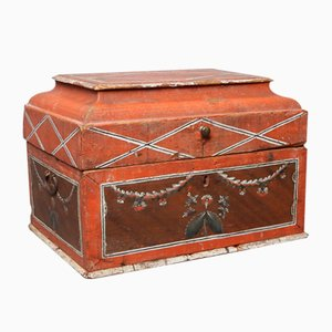 Swedish Box, 1700s