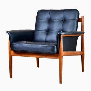 Modell 168 Sessel von Grete Jalk für France & Daverkosen, 2er Set