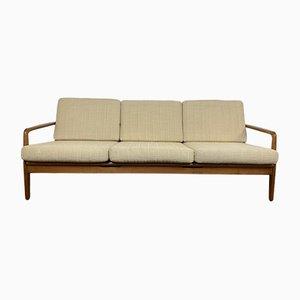 Danish Teak Sofa by Arne Vodder for Vamo