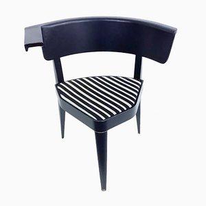 Asymmetrischer B1 Stuhl von Stefan Wewerka für Tecta, 1978