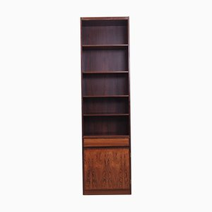 Librería danesa de palisandro, años 60