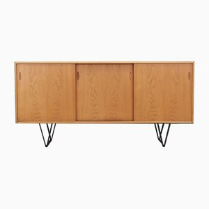 Danish Ash Sideboard, 1970s