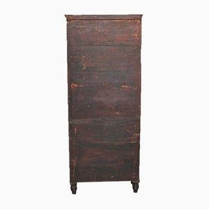 Early 19th Century Mahogany Bookcase