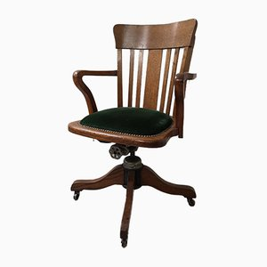 Mid-Century Office Chair from Hillcrest, 1930s