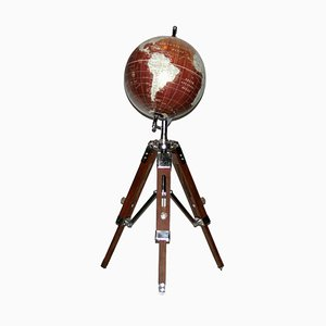 Vintage Raise and Lowerable Globe