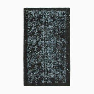 Black Over Dyed Rug