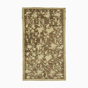 Beige Vintage Anatolian Rug