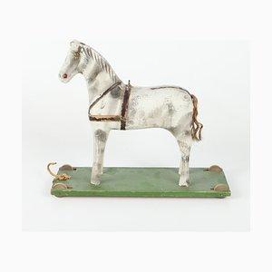 Antique Wooden Horse, 1900s
