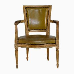 Louis XVI Style Armchair from Maison Jansen, France, 1960s