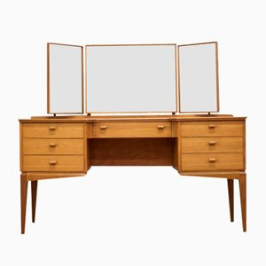 Walnut Dressing Table by Alfred Cox for Heals, 1960s