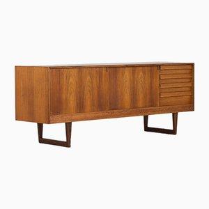 Rosewood Model 119 Sideboard by Kurt Østervig for KP Møbler