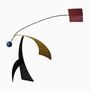 XL Kinetische Mobile Skulptur, 1960er