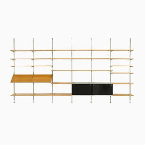 CSS Shelving System by George Nelson for Herman Miller, 1960s