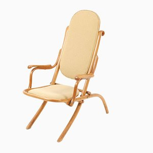Austrian Bentwood Folding Chair from Thonet, 1950s