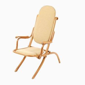 Austrian Bentwood Folding Chair from Thonet, 1950s