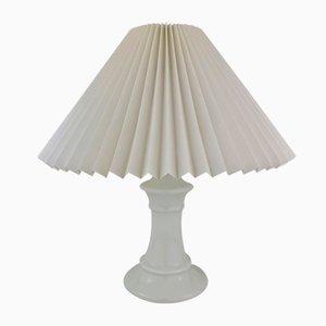 Tischlampe mit Le Klint Leuchte von Holmegaard