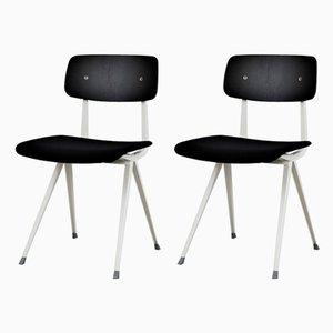 Upholstery Result Stühle von Friso Kramer und Wim Rietveld für Hay, 2er Set