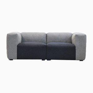 Sofá de dos plazas Mags Soft de HAY