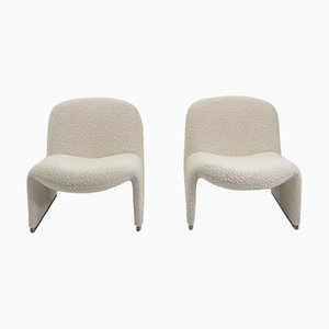 Alky Chairs by Giancarlo Piretti for Castelli, Italy, 1970s, Set of 2