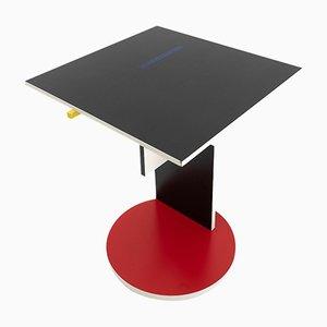 Table d'Appoint par Cassina pour Rietveld Schroeder, 1970s