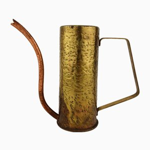 Brass and Copper Watering Can, 1970s