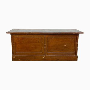Antique French Shop Counter