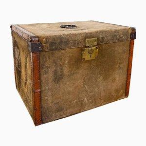 Antique French Suitcase from Edison Paris