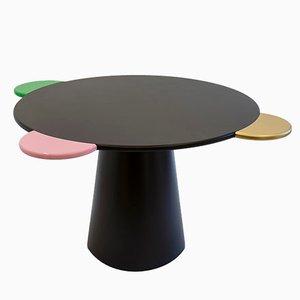 Schwarzer Donald Tisch von Chapel Petrassi