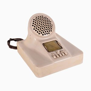 Modell 547 Radio von Livio & Pier Giacomo Castiglioni für Phonola Radio