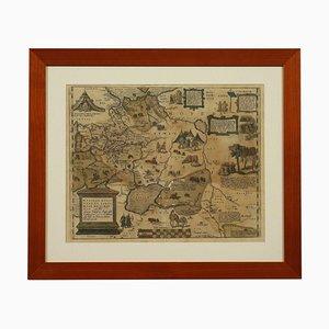 Abraham Ortelius, Grabado