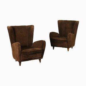 Lounge Chairs, 1950s
