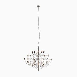 Lámpara de araña grande de Gino Sarfatti para Arteluce