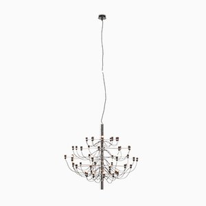 Large Chandelier by Gino Sarfatti for Arteluce