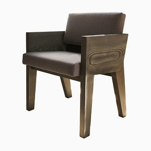 Fauteuil Massive Armchair by Charlotte Besson-Oberlin
